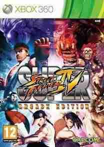Descargar Super Street Fighter IV Arcade Edition [Por Confirmar][Region Free][COMPLEX] por Torrent